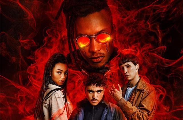 Mortel, la teen-série française de Netflix est une belle réussite