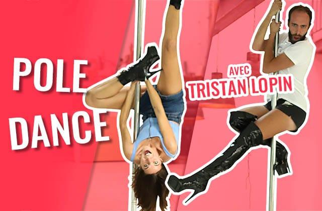 Queen Camille et Tristan Lopin font de la pole dance pour la 1ère fois