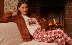10 pyjamas chauds et cosy pour se prélasser au coin du feu