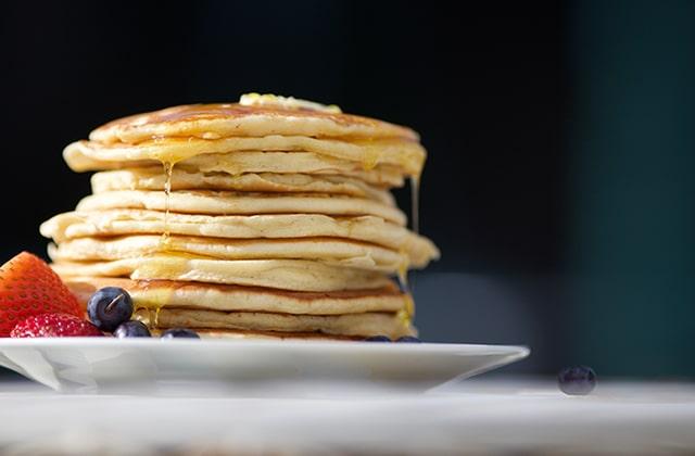recette pancakes facile