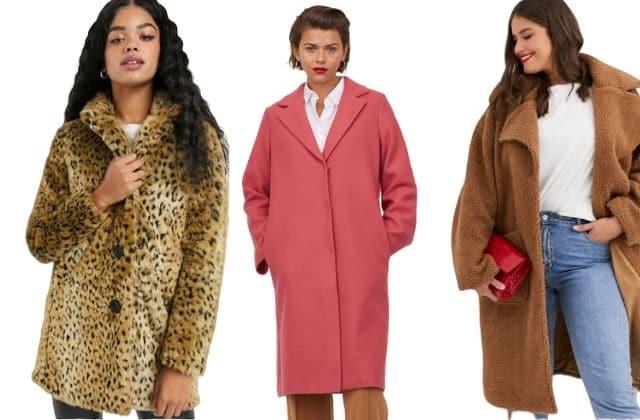 Sélection de 12 manteaux pour te tenir bien chaud !