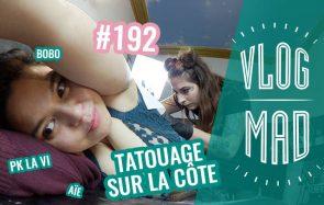 VlogMad n°192 — Coulisses de tatouage et voyage en Californie