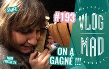 VlogMad n°23 — Oxmo Puccino, classement des goûters et stagiaire de seconde en immersion !