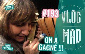 VlogMad n°193 — ON A GAGNÉ!