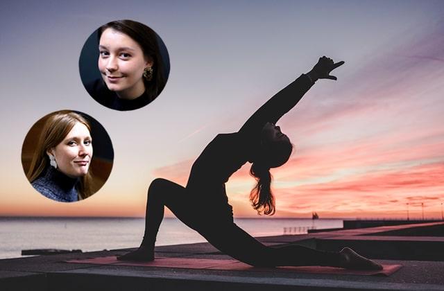 30 days of yoga madmoizelle