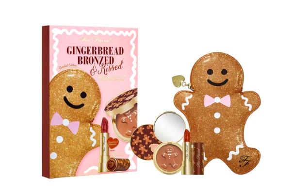 coffret cadeau Too Faced gingerbread