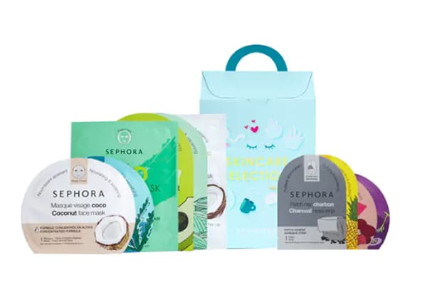 sephora collection coffret 10 masques
