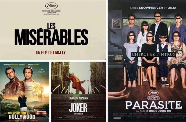 (Re)découvre les films incontournables de 2019 au cinéma