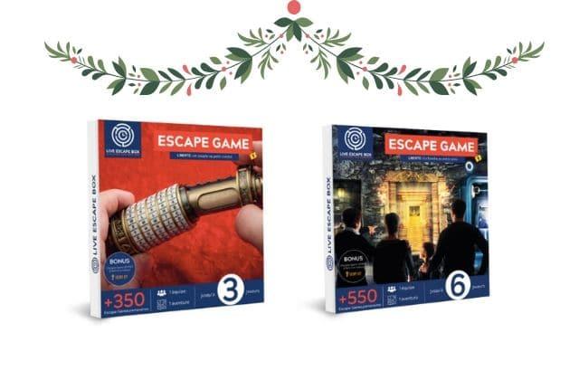 Idée cadeau cool : Un escape game à faire en famille ou avec tes amis !