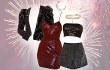 4 looks adaptés à ta manière de passer le Nouvel An