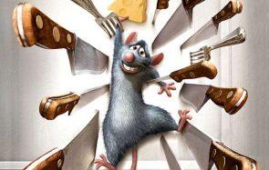Viens voir Ratatouille sur grand écran ce lundi soir à Strasbourg