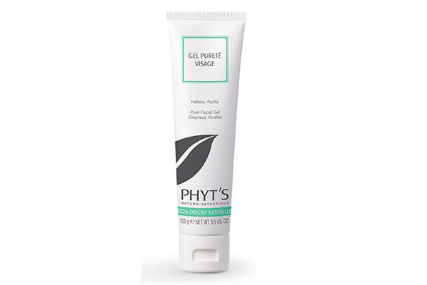 gel nettoyant pureté phyt's
