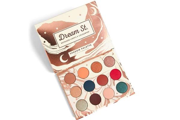 palette dream st colourpop
