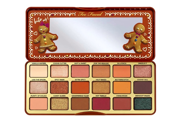 extra spicy palette too faced