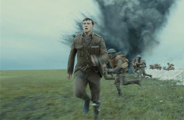 Tu dois voir 1917 même si tu n'aimes pas les films de guerre !