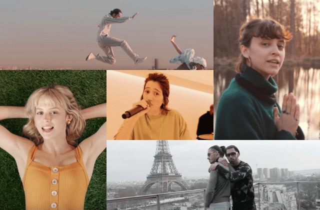 Angèle, Pomme, Aloïse Sauvage et PNL nommés aux Victoires de la Musique 2020 !