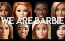 Voici les nouvelles Barbie, plus inclusives, de 2020!