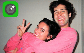 David Dobrik lance son appli de photos rétro !