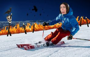 Pourquoi le ski est la pire chose, de façon parfaitement objective