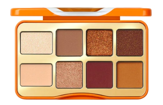 hot buttered rum palette