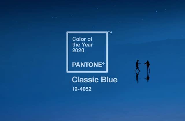 Comment porter le bleu Classic Blue, la couleur Pantone de 2020
