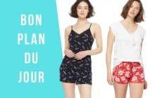 Bon plan du jour : les soldes au rayon pyjama d'Etam !