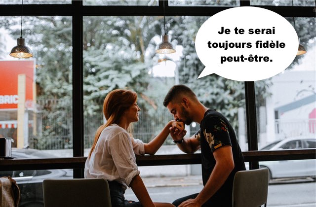 Les tendances « dating » déprimantes qui t'attendent en 2020