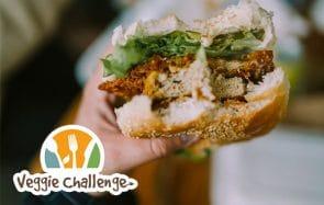 Viens faire le Veggie Challenge (3 semaines végé) avec moi!