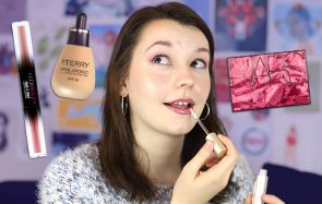 Je teste les dernières nouveautés maquillage et te donne mon avis !