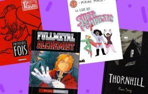 9 BD écrites et/ou illustrées par des femmes à (re)découvrir
