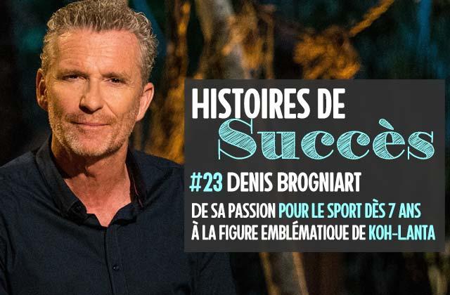 Denis Brogniart parle du «Ah!» (et de plein d'autres choses!)
