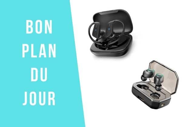 Bon plan du jour : vente flash sur des écouteurs sans fil !