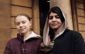 Pourquoi ça m'émeut de voir Greta et Malala réunies