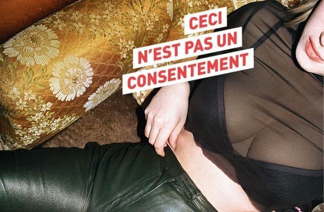 Parce qu'une tenue ne provoque jamais un viol:#CeciNestPasUnConsentement