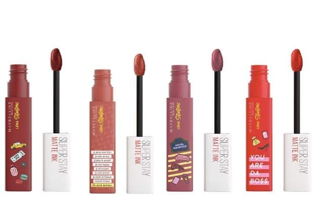 léna situations rouge à lèvres maybelline