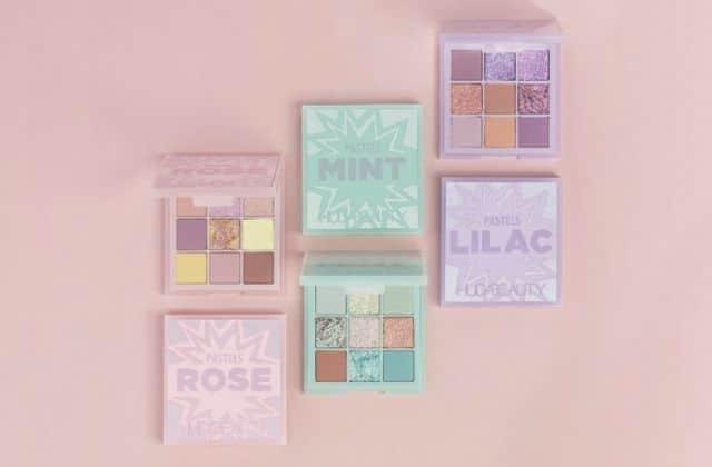 huda beauty pastel obsessions