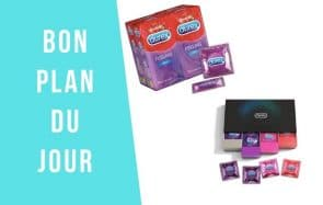 Bon plan du jour : Jusqu'à -35% sur les préservatifs Durex !