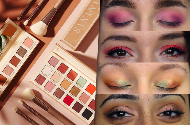 4 looks faciles avec la nouvelle collection Sananas X Sephora 2