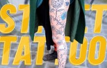 Street Tattoos – Mat Bastard (Skip The Use)