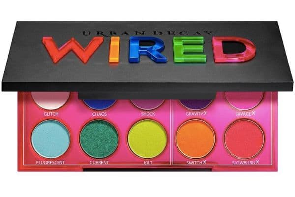 wired palette urban decay