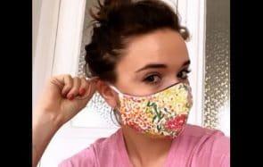 Fabrique ton propre masque en quelques étapes