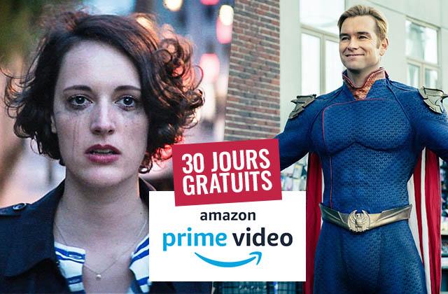 Les 4 séries Prime Video à voir absolument