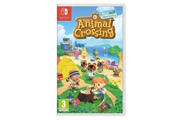 animal crossing new horizons jeu