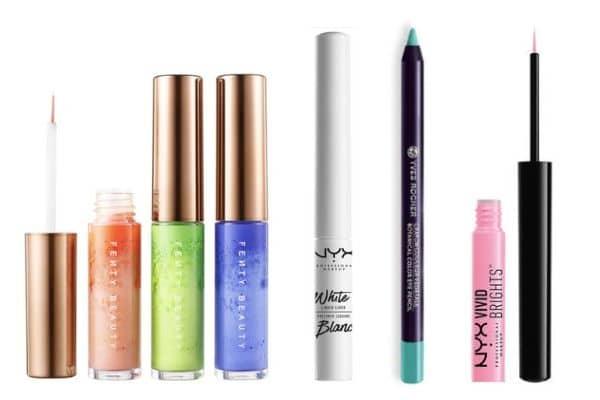 eye-liner pastel