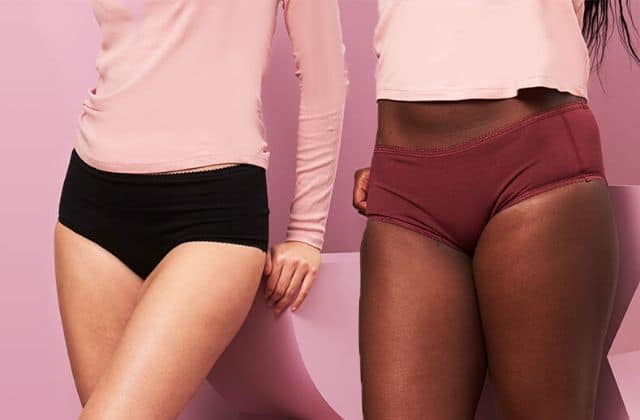 La marque Dans Ma Culotte se met aux culottes menstruelles !