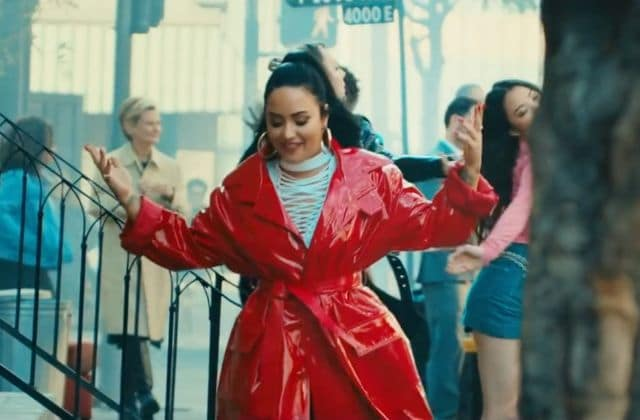 Une référence cachée à Camp Rock dans le dernier clip de Demi Lovato ?