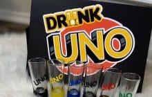 Le UNO existe maintenant en jeu d'alcool et ça va balancer du +4 !