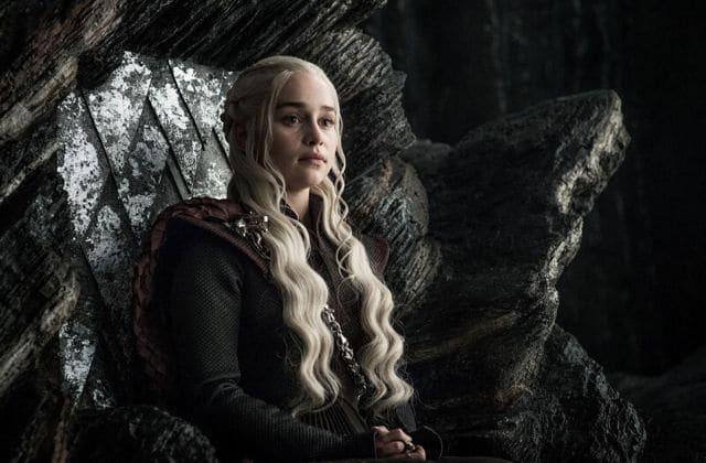 Même Emilia Clarke (Daenerys) a le seum concernant la fin de Game of Thrones