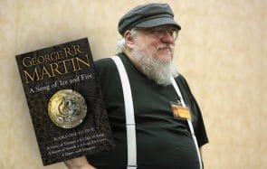 Non, George R.R. Martin n'écrit pas « la fin de Game of Thrones » grâce au confinement