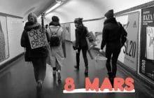 Retour sur les manifs féministes de ce 8 mars 2020